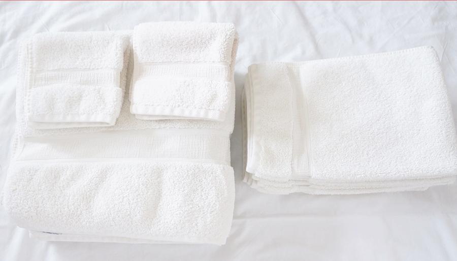 Mua khăn bông trong khách sạn giá rẻ
