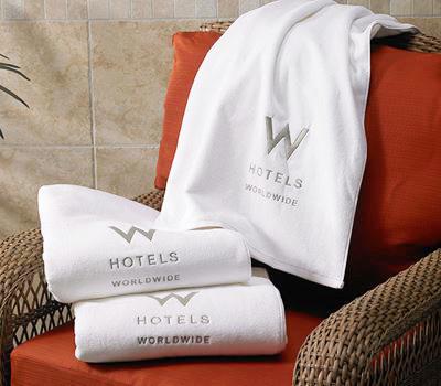 Xưởng sản xuất khăn bông khách sạn spa cao cấp