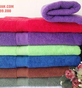 Khăn tắm cho khách sạn cao cấp