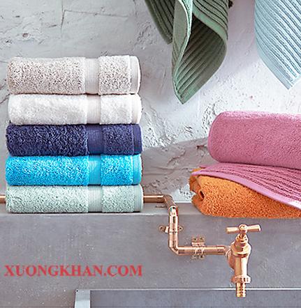 Xưởng sản xuất khăn bông uy tín tại hà nội