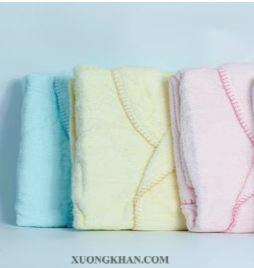 Áo choàng tắm Mollis cao cáp 100% Cotton - ACBJ