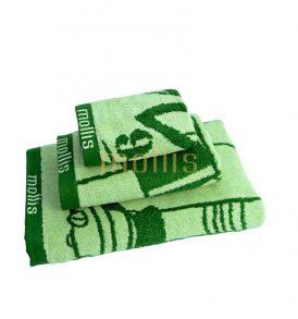 Bộ khăn bông Cotton Loney Tunes Mollis