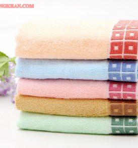 Dòng khăn Cotton Mollis BMZ4 - FMZ4 - HMZ4