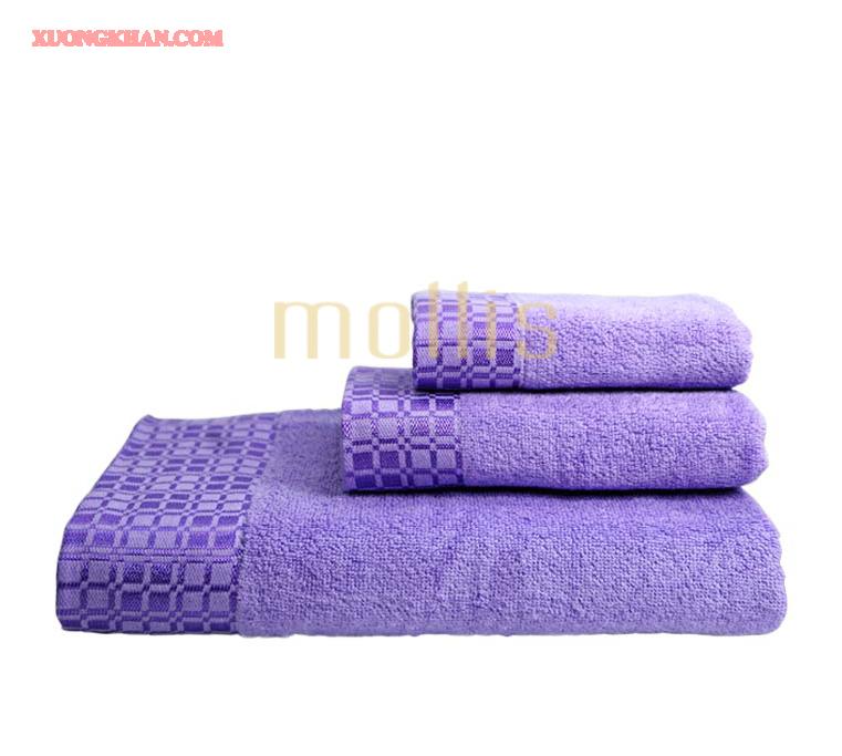 Sản phẩm khăn mollis cao cấp