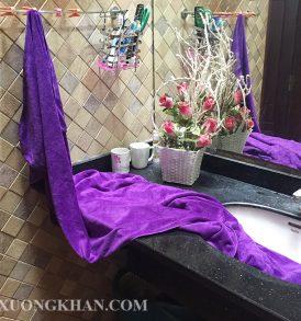 Bán khăn trải bàn đẹp cho khách sạn
