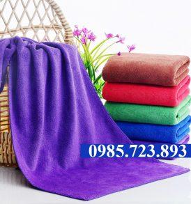 Khăn trải giường nằm cho spa thẩm mỹ viện cao cấp