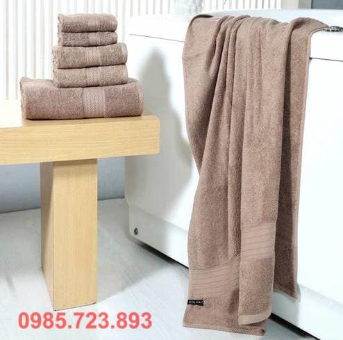 Công ty sản xuất khăn tắm hà nội