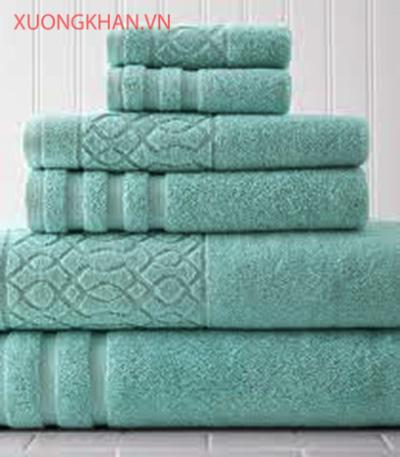 Xưởng khăn tắm cotton cao cấp