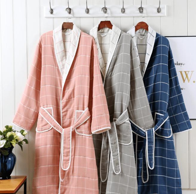 Áo choàng tắm khách sạn spa sauna