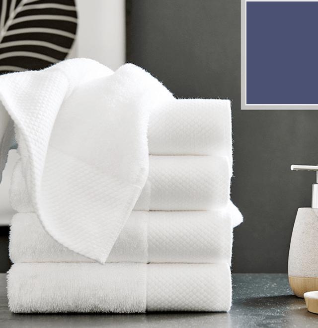 Hệ thông phân phối khăn bông khách sạn spa