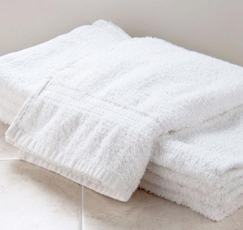 Khăn bông cotton cao cấp cho bệnh viện phòng khám