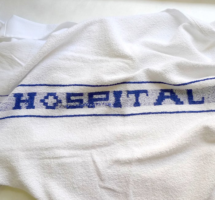 Khăn bông dành cho bệnh viện lớn cả nước