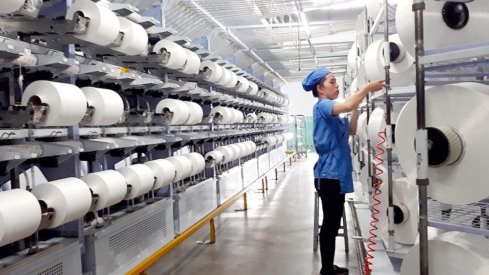 Thị trường khăn bông xuất khẩu