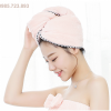 Phân phối khăn quấn tóc nhanh khô cao cấp