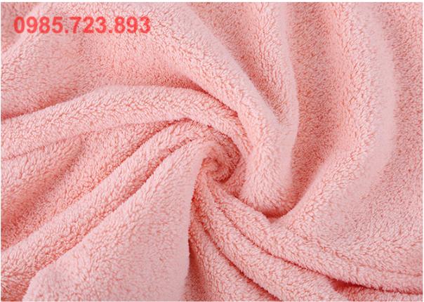Vải khăn làm khô tóc chất lượng tốt nhất
