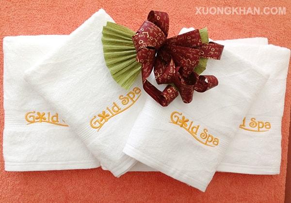 Báo giá khăn quà tặng doanh nghiệp