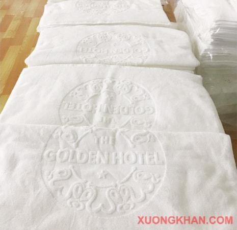 Xưởng dệt khăn bông