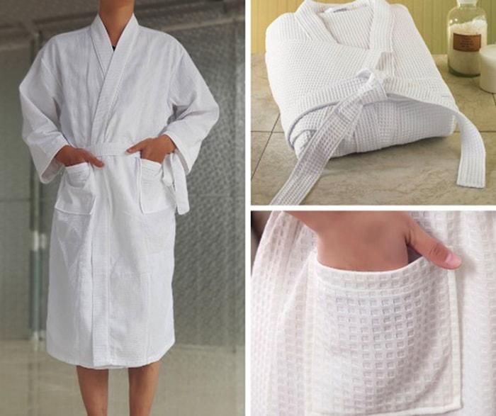 Áo choàng tắm khách sạn nhà nghỉ