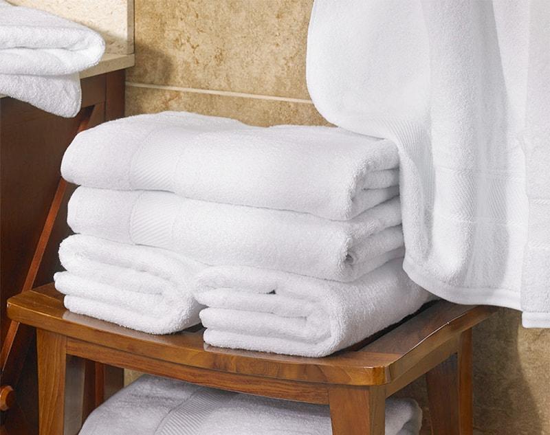 Khăn tắm dùng trong khách sạn 5 sao