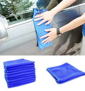 Bộ khăn lau xe hơi cao cấp thấm hút nước