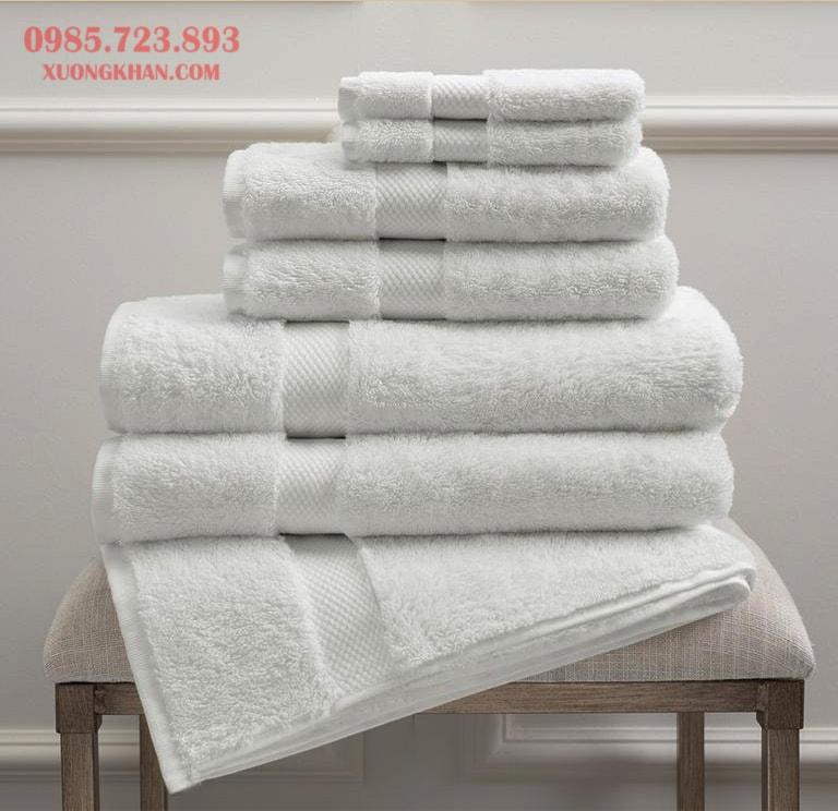 Cung cấp khăn bông khách sạn spa phòng tập