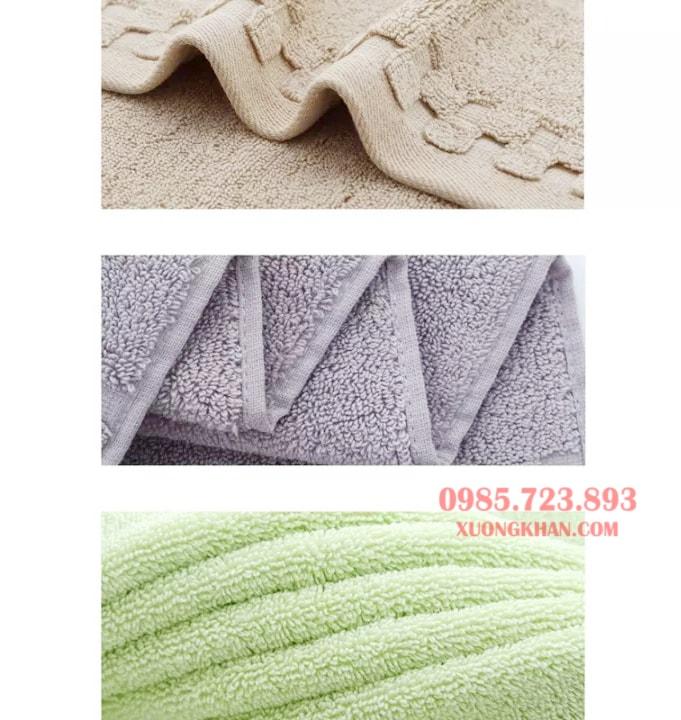 Khăn dệt khăn thêu khăn quà tặng cao cấp