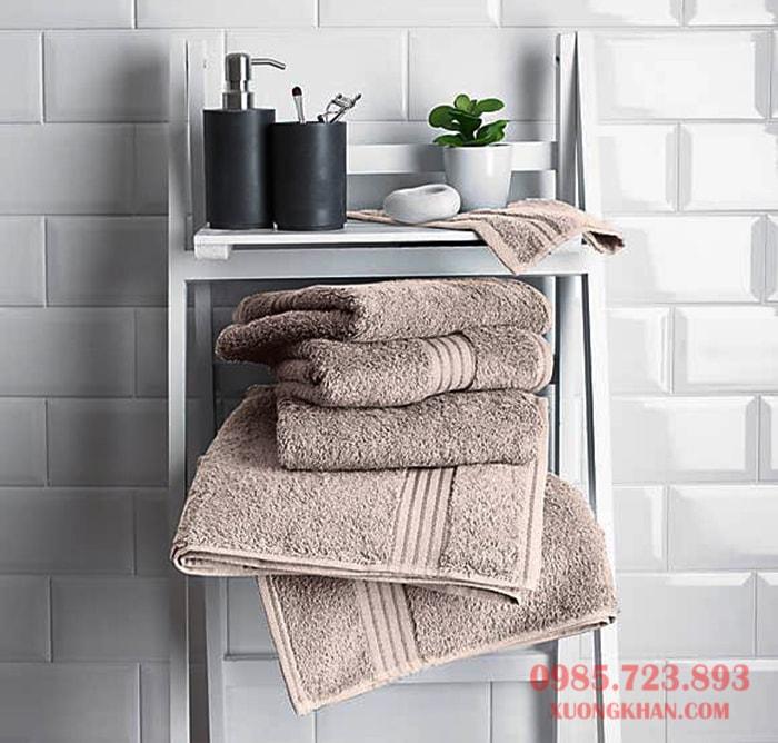 Khăn tắm khăn mặt khăn lau cao cấp