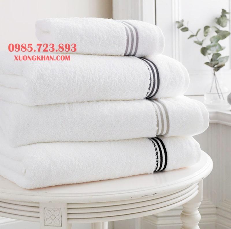 Khăn tắm khăn mặt giá rẻ xưởng khăn