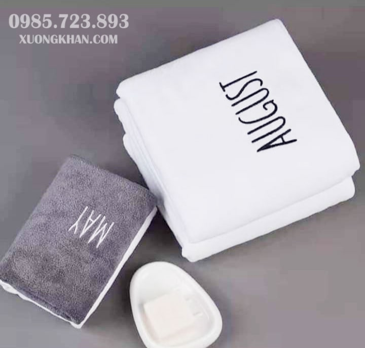 công ty sản xuất khăn tắm