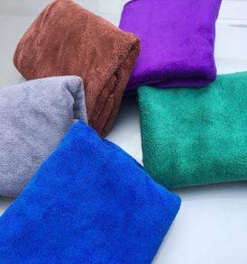 xưởng sản xuất khăn cao cấp