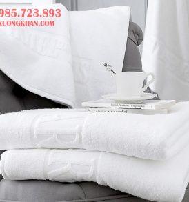 Bộ khăn khách sạn giá rẻ