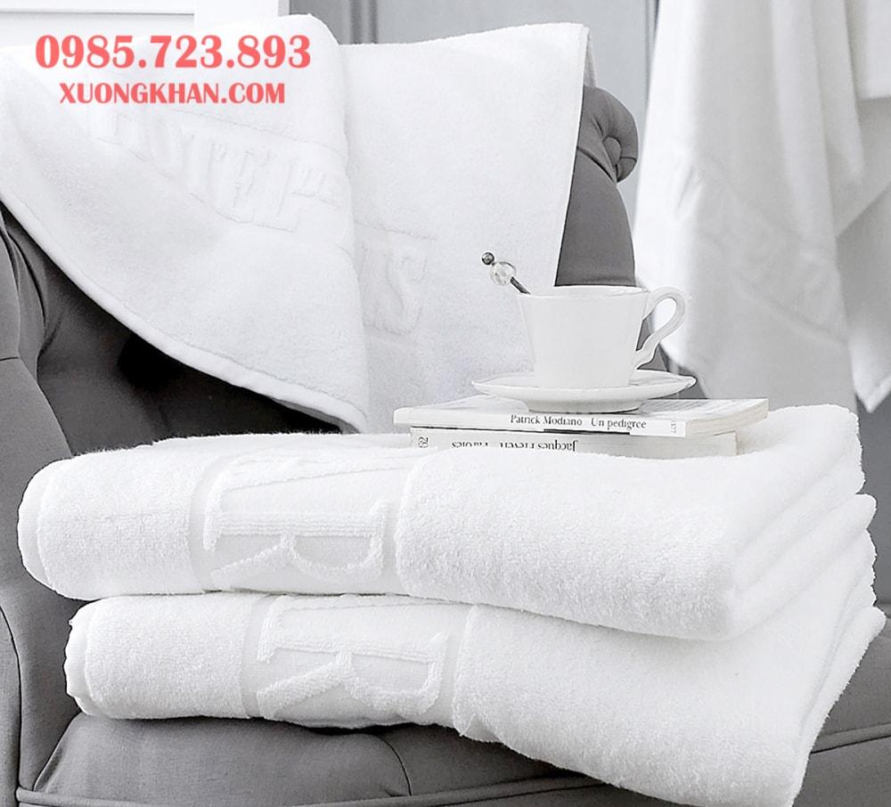 Khách sạn bộ khăn lạnh giá rẻ