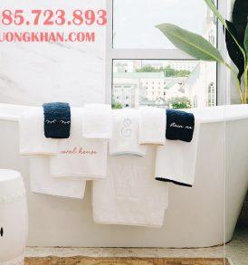 Xưởng sản xuất khăn khách sạn
