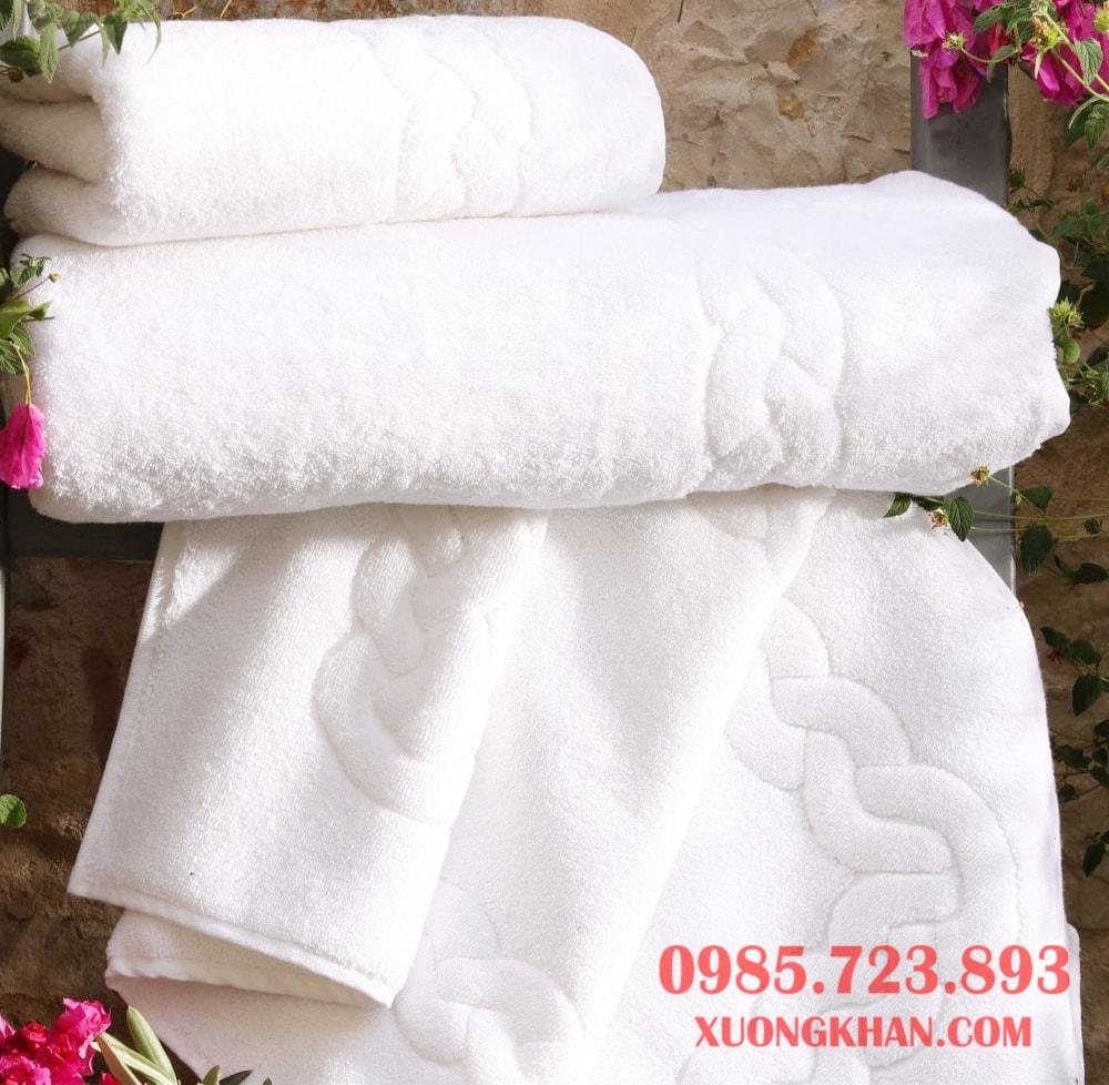 khăn tắm khách sạn 5 sao