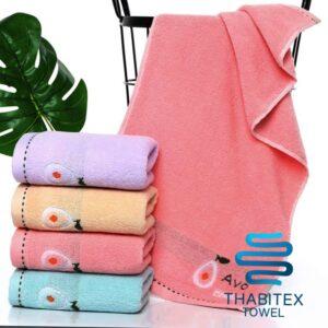 Khăn mặt cotton cao cấp Thabitex Xưởng khăn